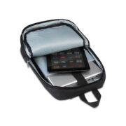 Classone Modena Serisi PR-R300G 15.6 Sırt Notebook Çantası-Siyah-Gri Astar