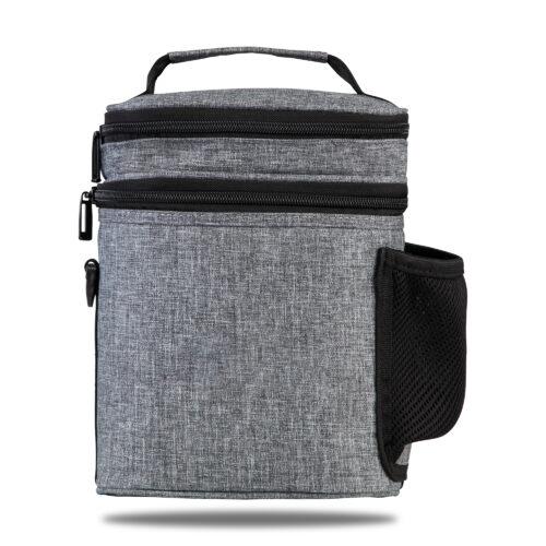 Classone Tek kişilik Yemek taşıma çantası-Gri-YC1
