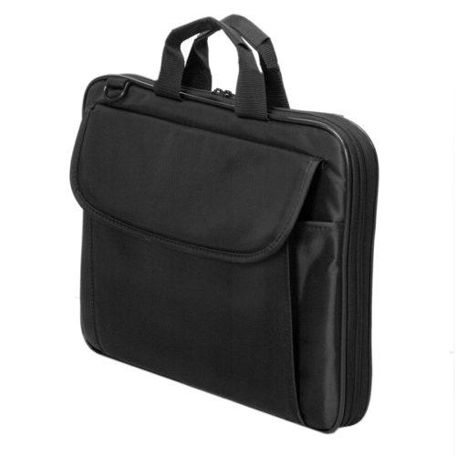 Thin & Light Large Serisi Promosyon Notebook Çantası Siyah